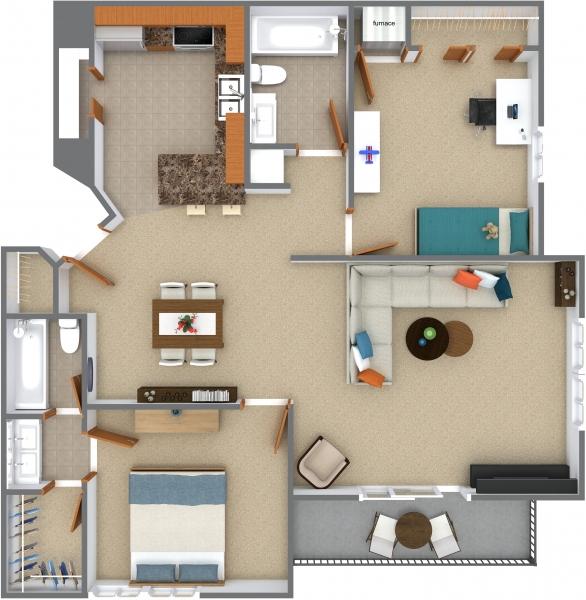 West Madison Apartments